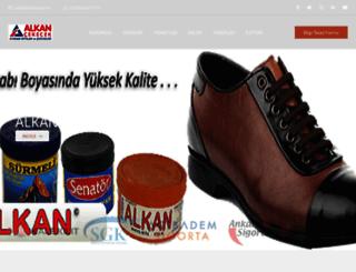 alkanboya.com screenshot