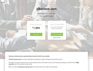 alkastore.com screenshot