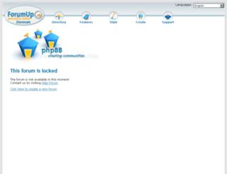 alkayssar.forumup.dk screenshot