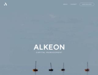 alkeon.com screenshot