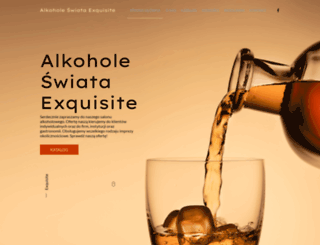 alkoholeswiata-sklep.pl screenshot