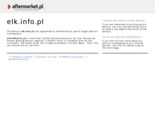 alkomaty.elk.info.pl screenshot