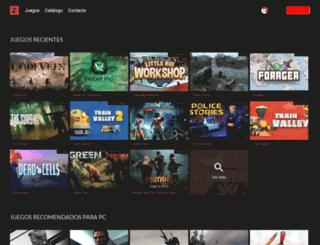 all-gamez.com screenshot