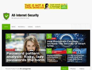 all-internet-security.com screenshot