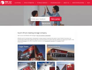 all-store.co.za screenshot