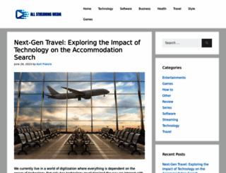 all-streaming-media.com screenshot