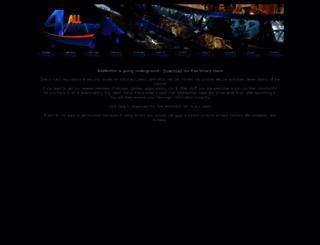all4nothin.net screenshot