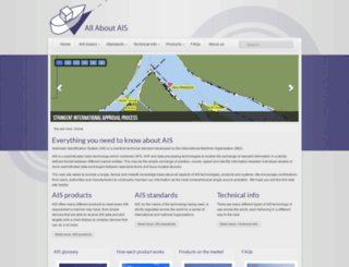 allaboutais.com screenshot