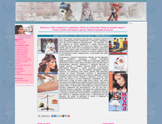 allaboutbeauty.ru screenshot
