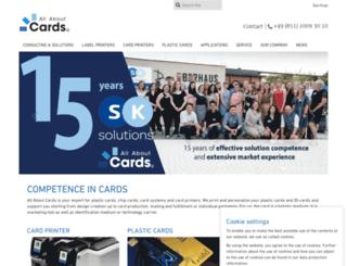 allaboutcards.biz screenshot