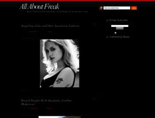 allaboutfreak.blogspot.com screenshot