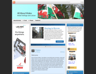allaboutwales.com screenshot