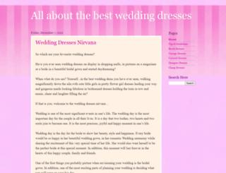 allaboutweddingdresses.blogspot.com screenshot
