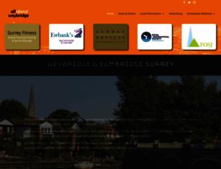 allaboutweybridge.co.uk screenshot