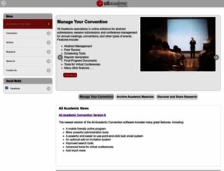 allacademic.com screenshot
