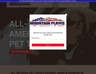 allamericanpettreat.com screenshot