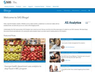 allanalytics.com screenshot