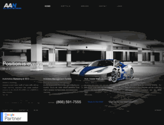 allautonetwork.com screenshot