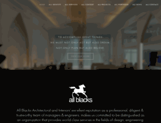 allblacksworld.com screenshot