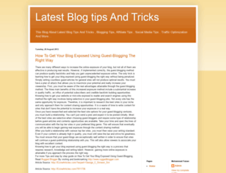 allbloggingtips2013.blogspot.com screenshot