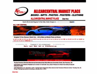 allcarcentral.com screenshot