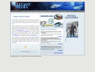 allcoastmedia.com screenshot