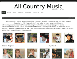 allcountry.co.uk screenshot