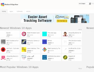 allcpumeter46.windows10appstore.net screenshot