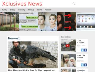 alldailynewz.com screenshot