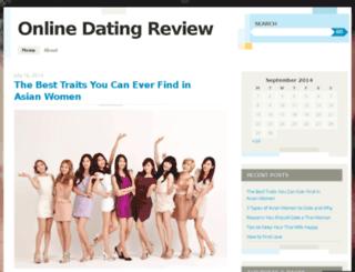 alldatingreview.wordpress.com screenshot