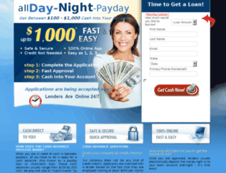 allday-night-payday.com screenshot