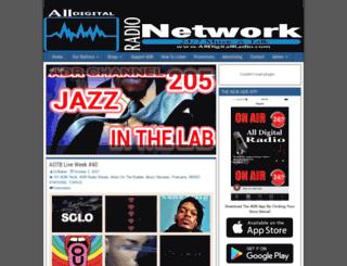 alldigitalradio.com screenshot