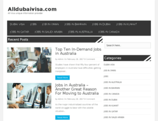 alldubaivisa.com screenshot