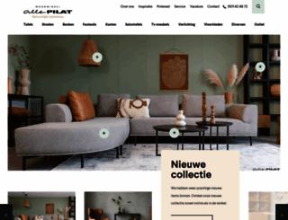 alle-pilat.nl screenshot