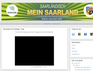 alle-saarlaender.blogspot.de screenshot