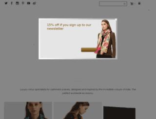 allegralondon.co.uk screenshot