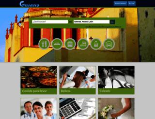 allende-nuevo-leon.guialis.com.mx screenshot