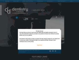 alleninstituteofdentistry.com screenshot