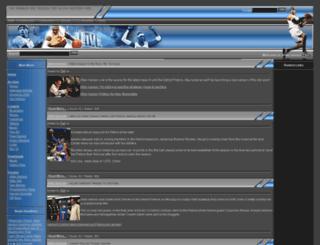 alleniversonlive.com screenshot