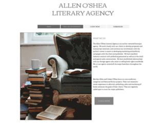 allenoshea.com screenshot