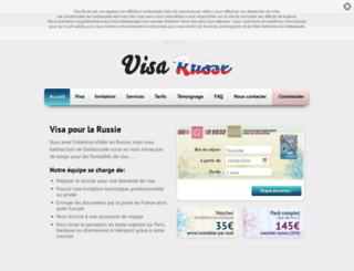 allerenrussie.com screenshot