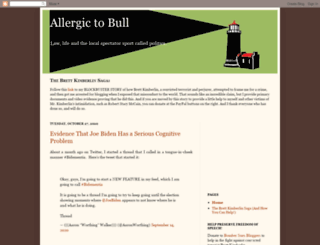 allergic2bull.blogspot.ca screenshot