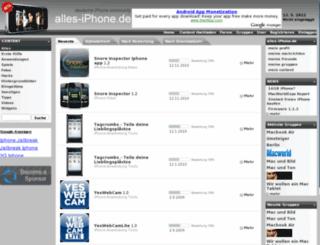alles-iphone.de screenshot