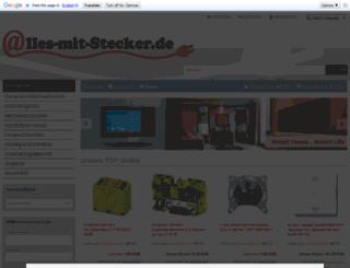 alles-mit-stecker.de screenshot