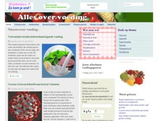 alles-over-voeding.nl screenshot