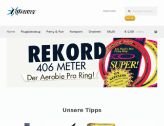 allesfliegt.com screenshot