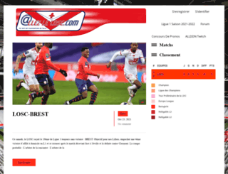 allezlelosc.com screenshot