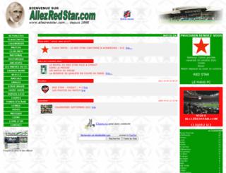 allezredstar.com screenshot