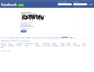 allfacebook.in screenshot