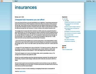 allfamily-insurance.blogspot.com screenshot